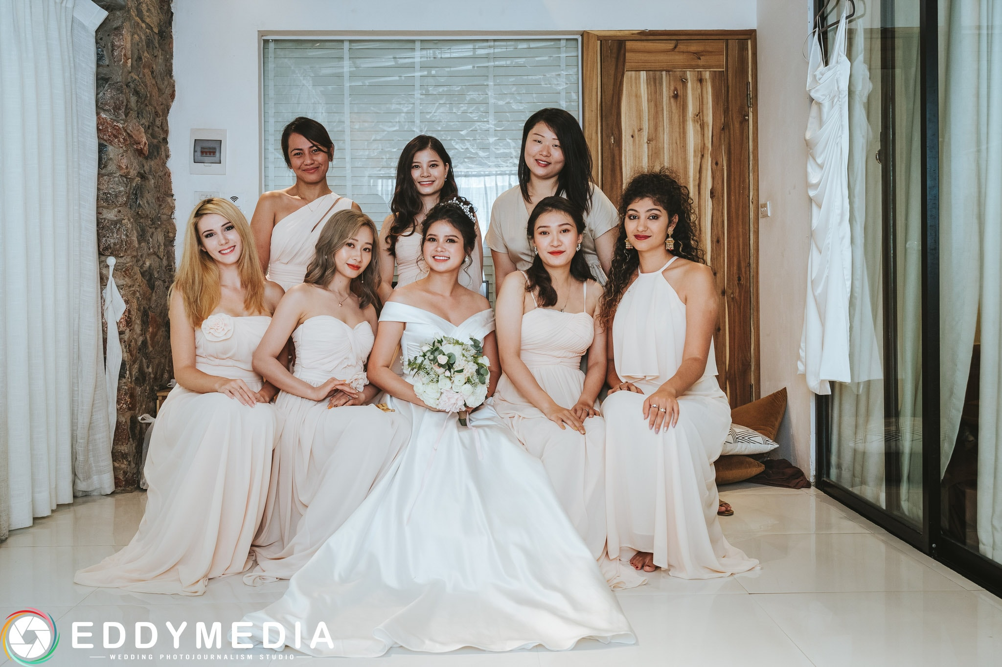 Phongsucuoi James KieuThuy EddyMedia 20 tiệc cưới ngoài trời