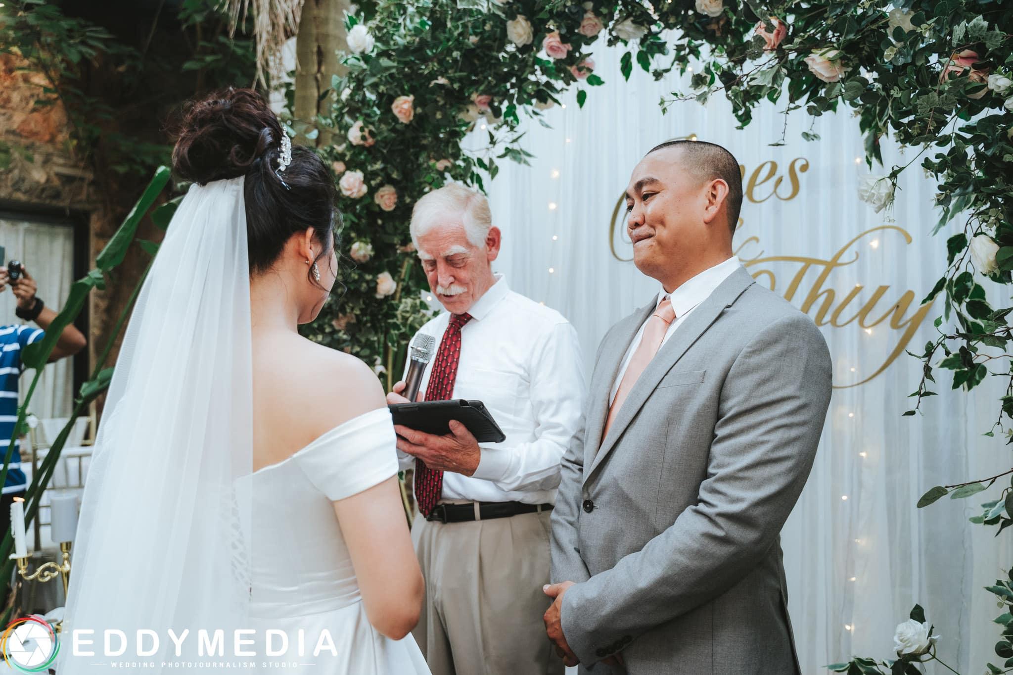 Phongsucuoi James KieuThuy EddyMedia 28 tiệc cưới ngoài trời