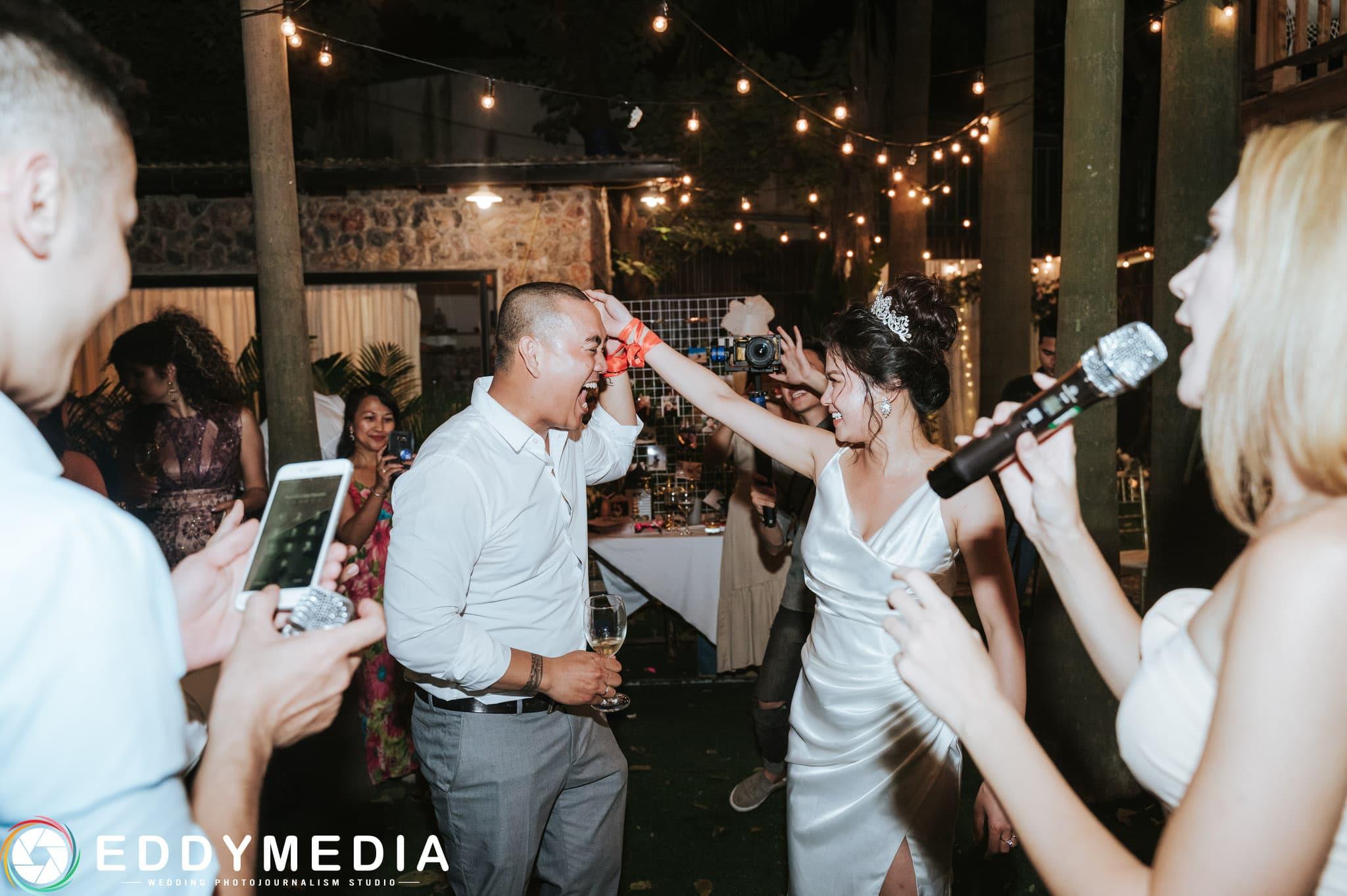 Phongsucuoi James KieuThuy EddyMedia 53 tiệc cưới ngoài trời