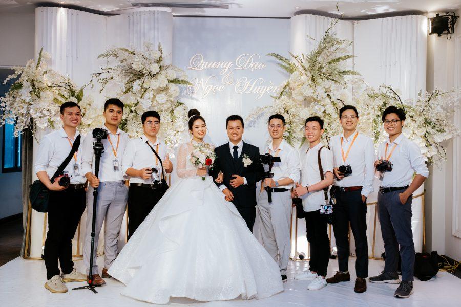 quay phóng sự cưới tại Hà Nội
