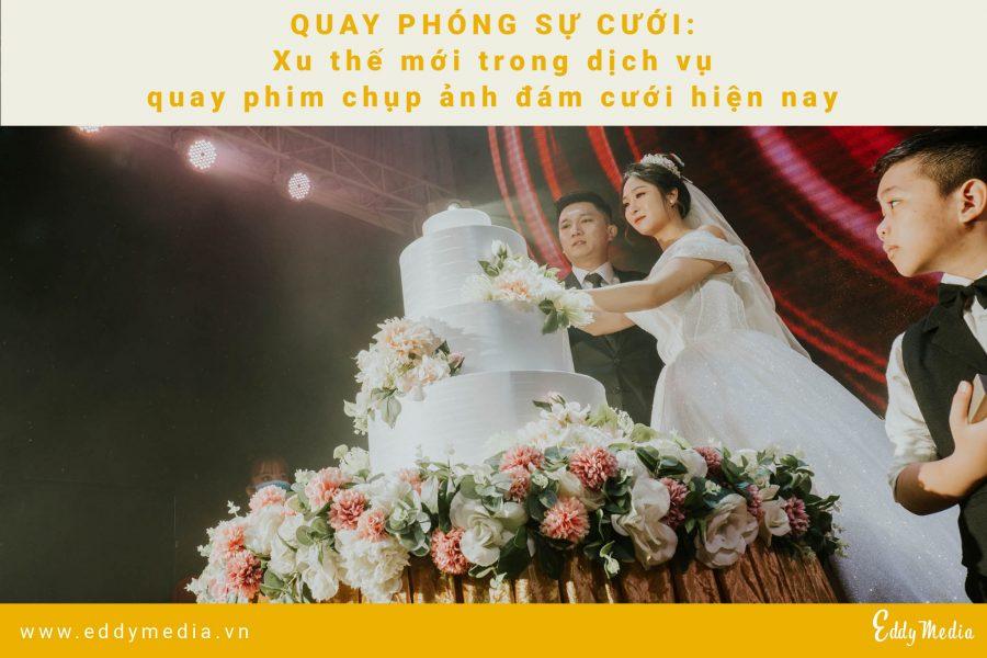 quay phóng sự cưới