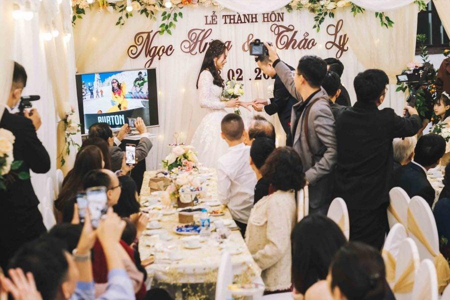 Lựa chọn nhiếp ảnh gia chụp phóng sự cưới